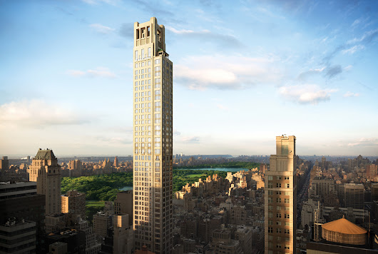 Robert A.M. Stern's 520 Park Avenue Finally Reaches Street Level, $130M Penthouse on Its Way