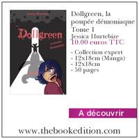 Le livre Dollgreen, la poupée démoniaque Tome 1