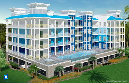 The Sapphire North Myrtle Beach, Luxury Condo Rentals