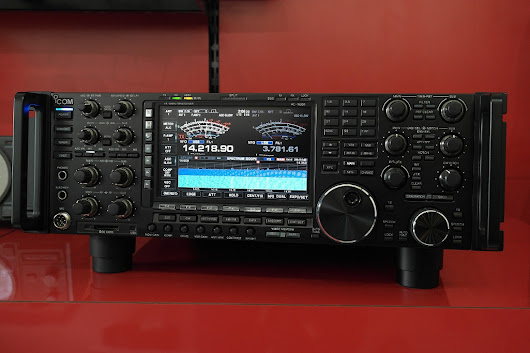 Second Hand Icom IC-7851 HF Transceiver - Radioworld Uk