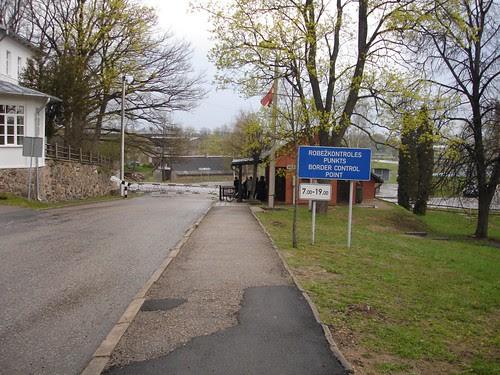 Valga border II
