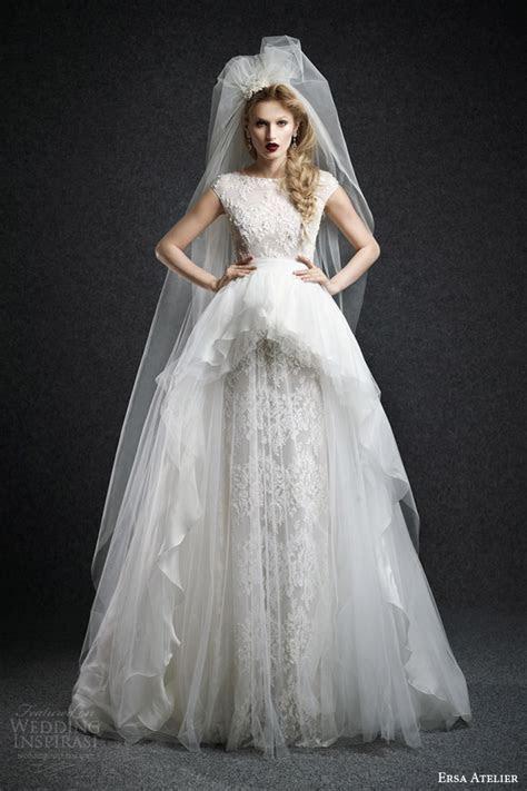Ersa Atelier Fall 2015 Wedding Dresses   Wedding Inspirasi