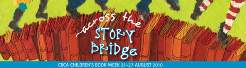 Book Week Ideas CBCA 2010