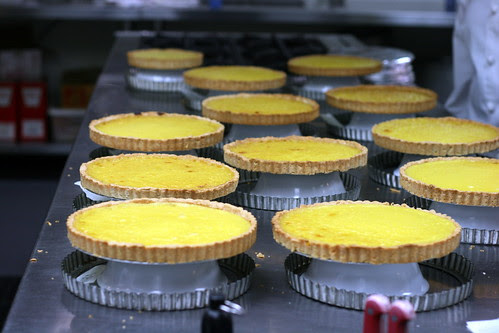 Lemon Tart - New School of Cooking