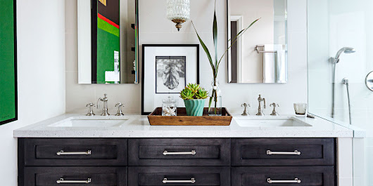 6 Quick Ways to Organize Your Bathroom This Spring
