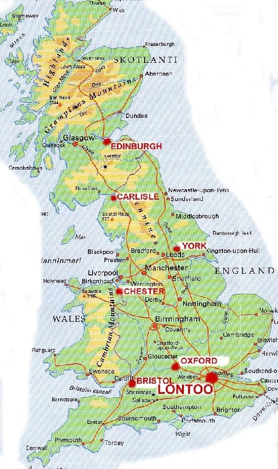 Iso-Britannian