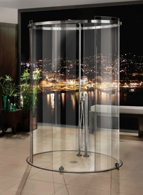 Shower stalls - inspiring ideas for your bathroom design