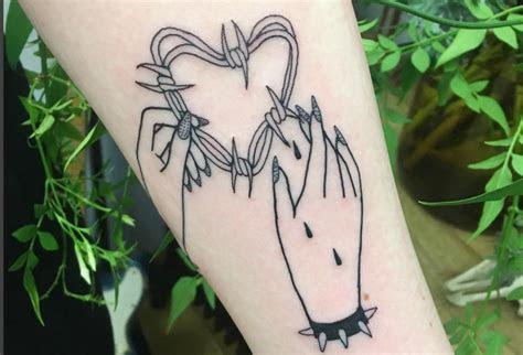 hand poked tattoos design design