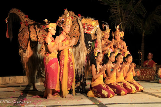 Balinese Dance - An Ancient Tradition on the Island of the Gods