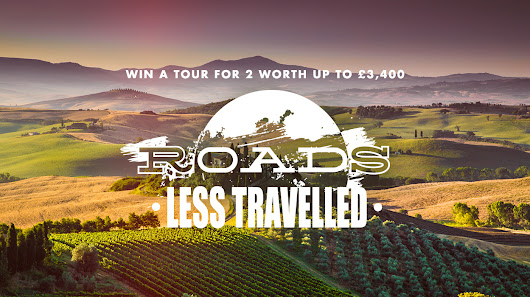 Take the roads less travelled!