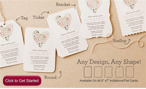 How to   DIY Wedding Invitation with Zazzle