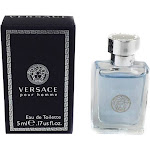 Versace Pour Homme by Versace Mini EDT .17 oz (Men)