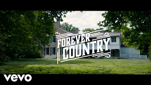 Artists Of Then, Now & Forever - Forever Country - YouTube