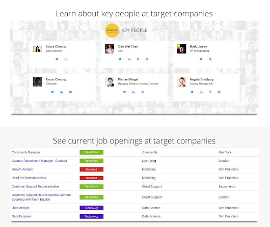 3 new job hunt apps reinventing the job search