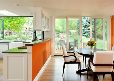 Kitchens with Color - Melton Design Build