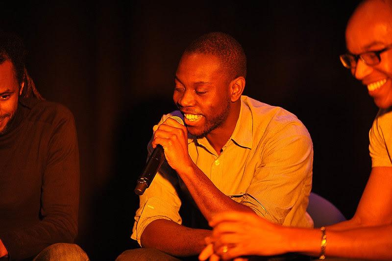 Evry Daily Photo - Ask Em x Harold x Malone - Concert Litteraire aux Arenes de l'Agora Evry 10