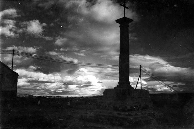 Crucero en Toledo en 1935. Fotografía Josep Gaspar i Serra © Arxiu Nacional de Catalunya. Signatura