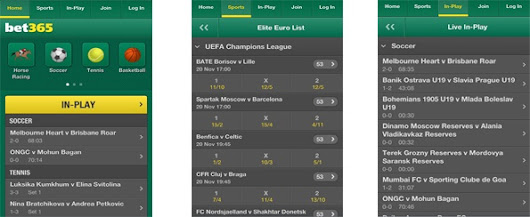 bet365 iPad App - Download and Claim £250 in bonuses!