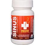 Redd Remedies Adult Sinus Support - 10 - Tablet