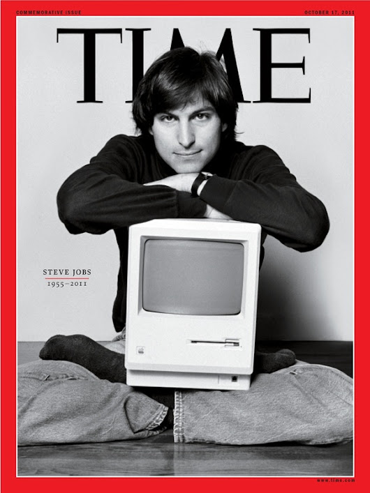 TIME Magazine Covers: Steve Jobs