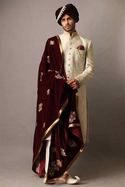 Groom wedding sherwani designs for barat 12 ? FashionEven
