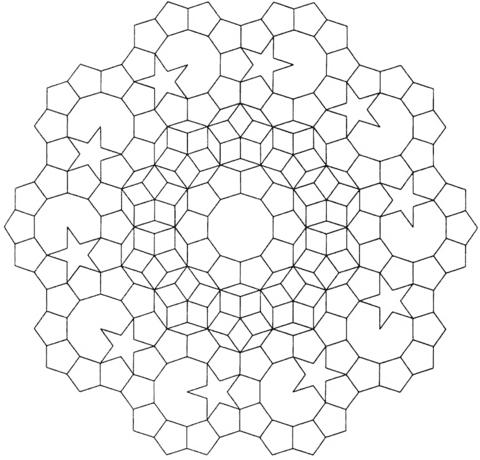 Disegni Geometrici Semplici Da Colorare Stampae Colorare