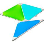 Nanoleaf - Rhythm Expansion Pack - 3 Light Panels - Multicolor