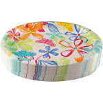 Artstyle (35 Pack) Paper Plates 10 x 12 Inch Oval Bulk Party Plates
