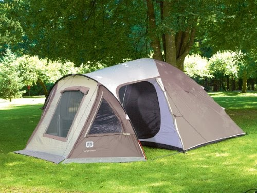 Large Camping Tents Outbound Longhouse 6 Person Two Room