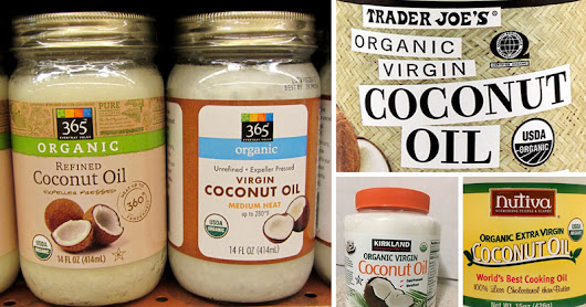 Want All The Amazing Benefits Of Coconut Oil? Then Make Sure You Buy The RIGHT Kind. Here's What You Need To Know