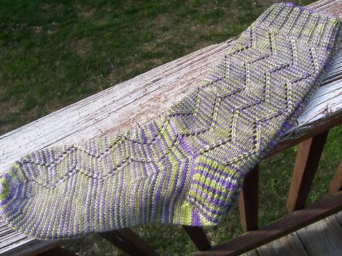 Jabberwocky socks