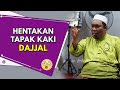 Hentakan Tapak Kaki Dajjal, Video Perkongsian Ustaz Auni Mohamed Ini Jadi Trending Di Youtube....