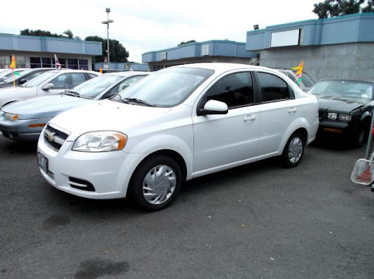 Used 2010 Chevrolet Aveo for Sale in Pearl City HI 96782 Shaka Boyz Auto Sales