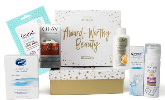 $5 Limited Edition Beauty Box from Walmart