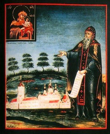 Преподобный Арсений Коневский