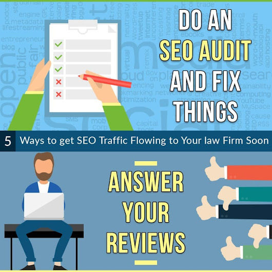 5 Ways to get SEO Traffic Flowing to Your law Firm Soon - Affordable SEO Company for Small Business