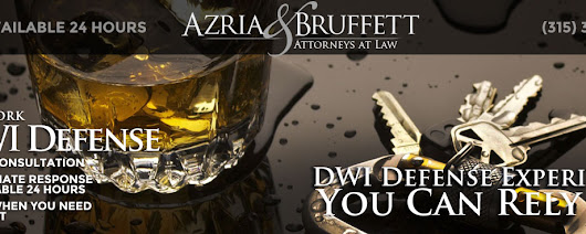 Recent DWI Defense Trends: A Broad Overview > Azria & Bruffett, Attorneys at Law
