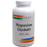 Magnesium Glycinate by Solaray - 240 Capsules