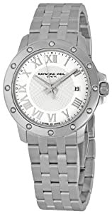 Raymond Weil Men's 5599-ST-00308 Tango White Dial Watch