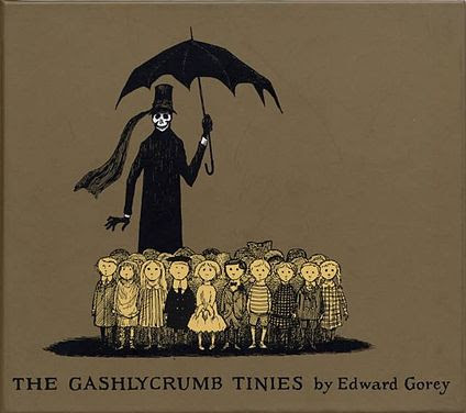 How To Tell If You're In an Edward Gorey Book - The Toast