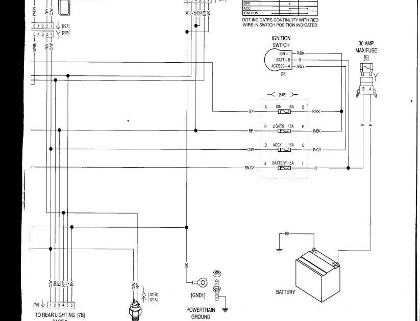 30 Fresh Sportster Tail Light Wiring Diagram