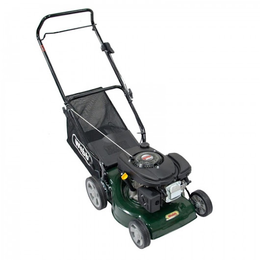 Webb Lawnmowers, Hand Push and Petrol  Lawn Mowers