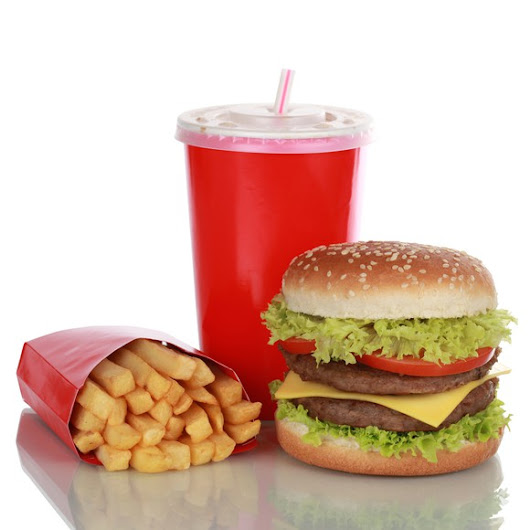 Fast Food Near Me! 2 secrets to order Fresh Fast food Burger and Fries.