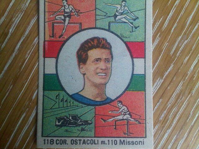 grandfather, Ottavio Missoni