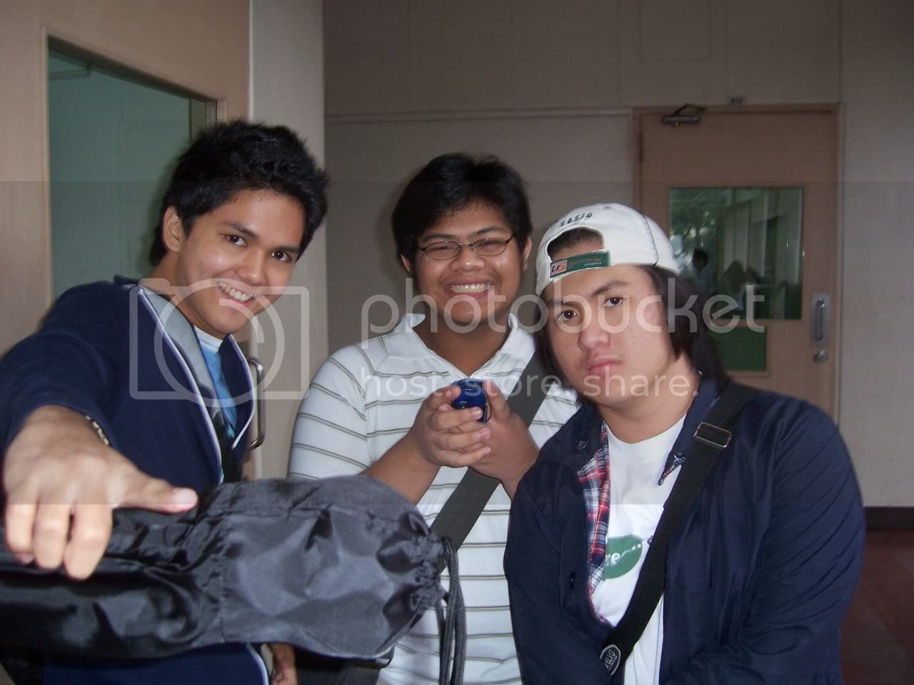 Jason, Sudoy and Huey actually proposed an 'angas' look, but it seems it didn't get followed. Image hosted by Photobucket
