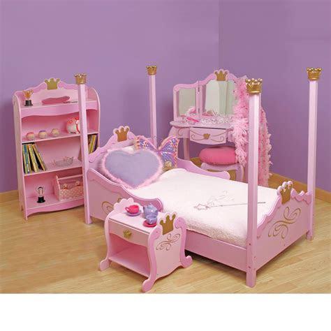 bedroom attractive pink princess bunk bed  girls