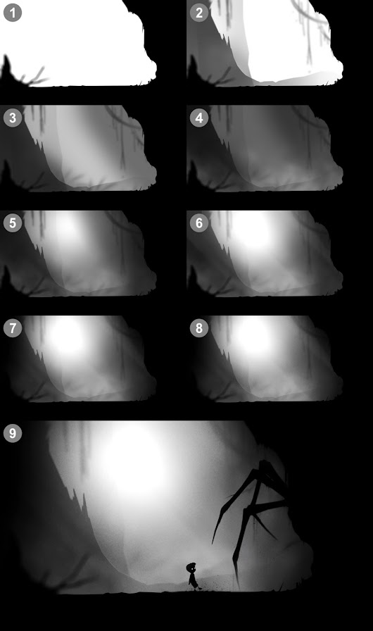 Limbo Recreation: How Was Limbo Made? ~ Adam Kehl