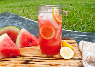 Watermelon Lemonade – Summer is Coming! – — Clumsy Crafter