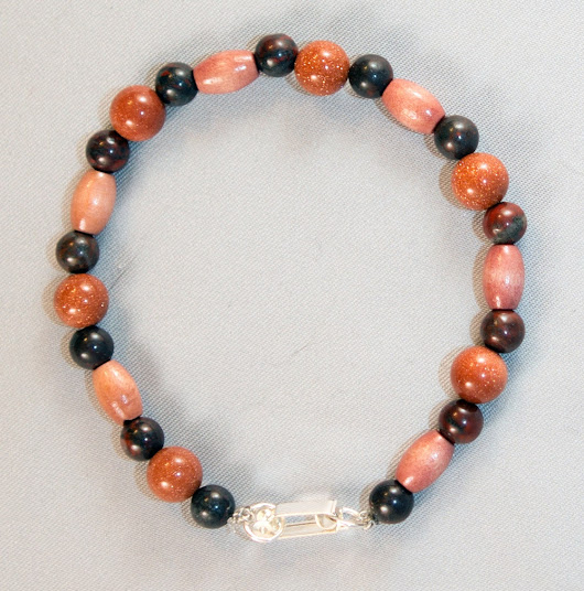Fall Goldstone Bracelet