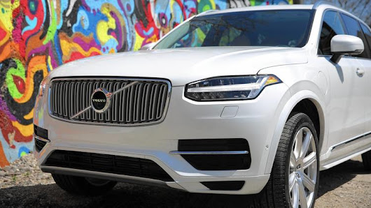 Volvo XC90 plug in SUV foretells smarter, cleaner automotive future -
